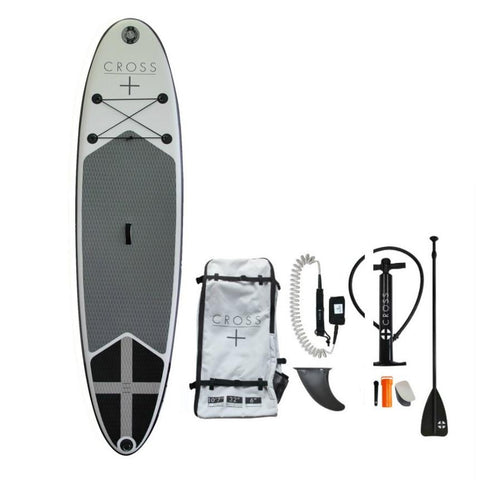 "Gul 10' 7"" Cross Inflatable Paddle Board (SUP)"