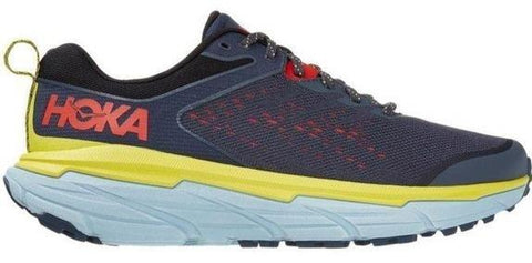 Hoka Men's Challenger ATR 6 - Ombre Blue / Green Sheen