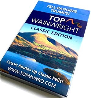 Top Wainwright - Card Game
