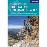 Cicerone Guide Book: Via Ferratas of the Italian Dolomites: Vol 1