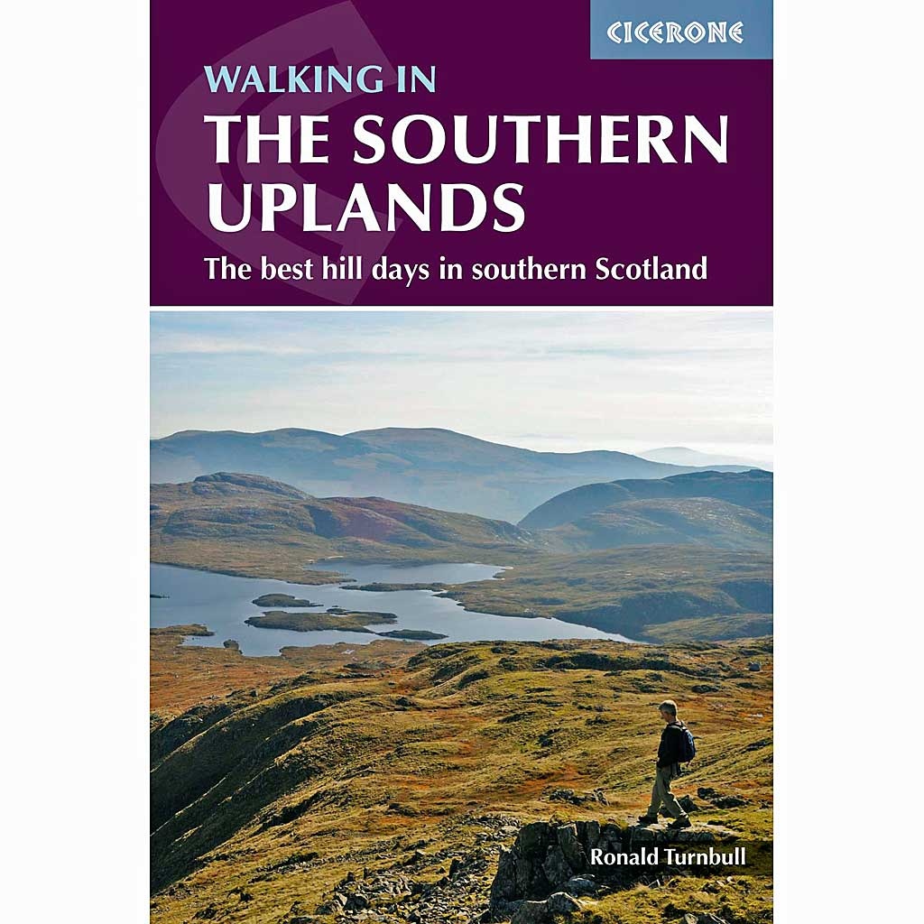 Cicerone Guide Book: Walking in the Southern Uplands