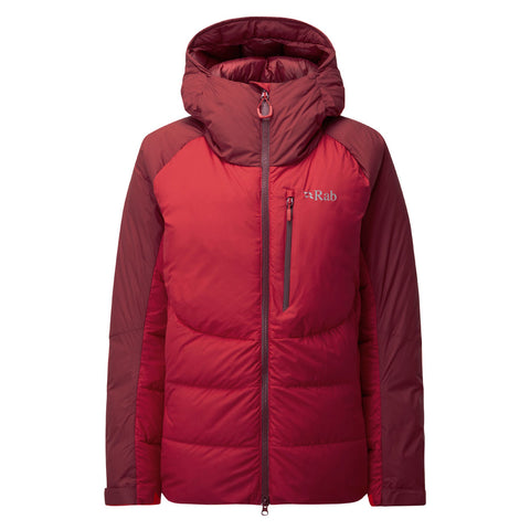 Rab INSULATED Jacket Women's Infinity Crimson