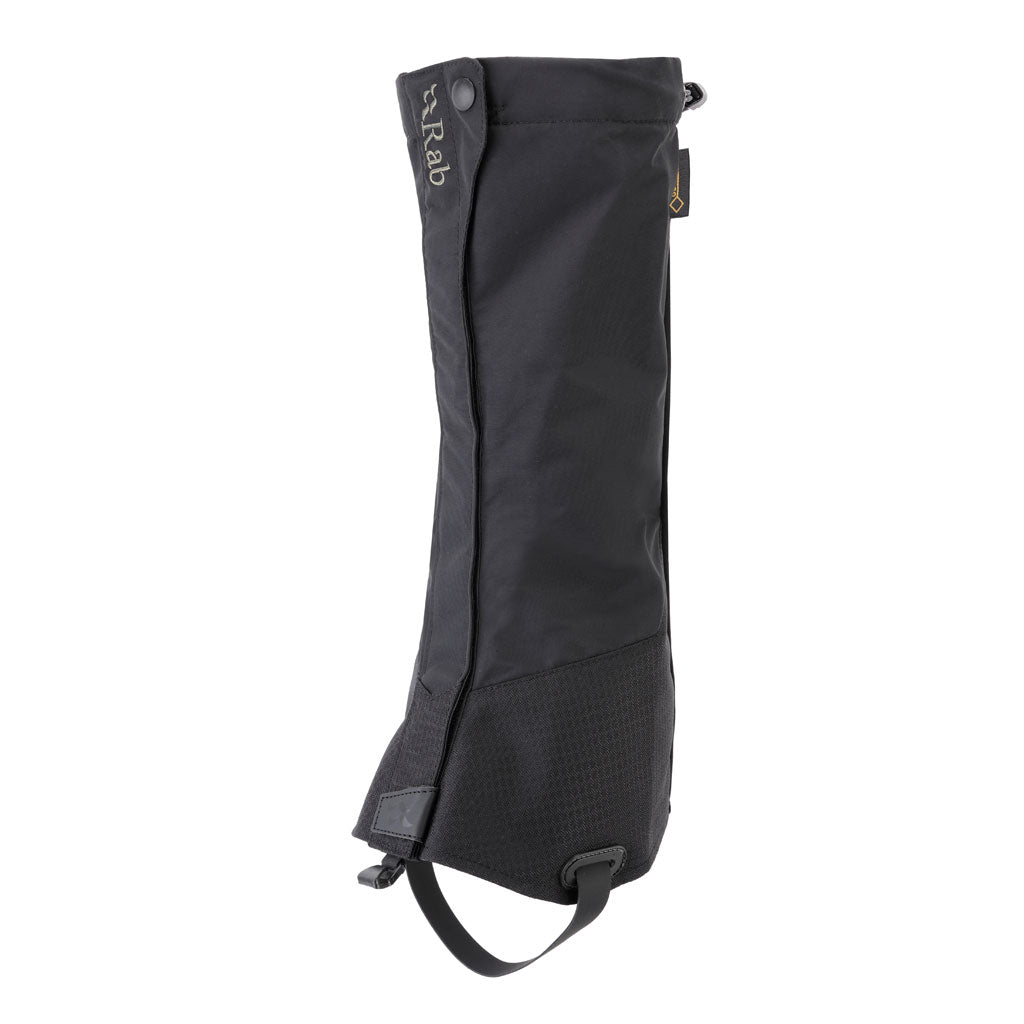 Rab WATERPROOF Gaiters Women's Latok Alpine Black