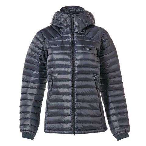 Rab INSULATED Jacket Women's Microlight Summit Steel