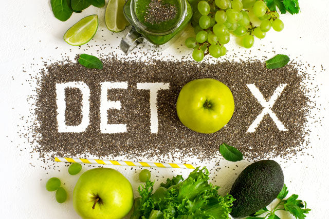 Detoxing, Who doesn't need it?