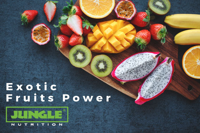 Exotic Fruits Power