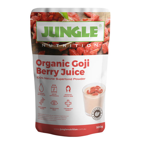 Organic Goji Juice Powder