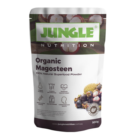 Organic Mangosteen Powder