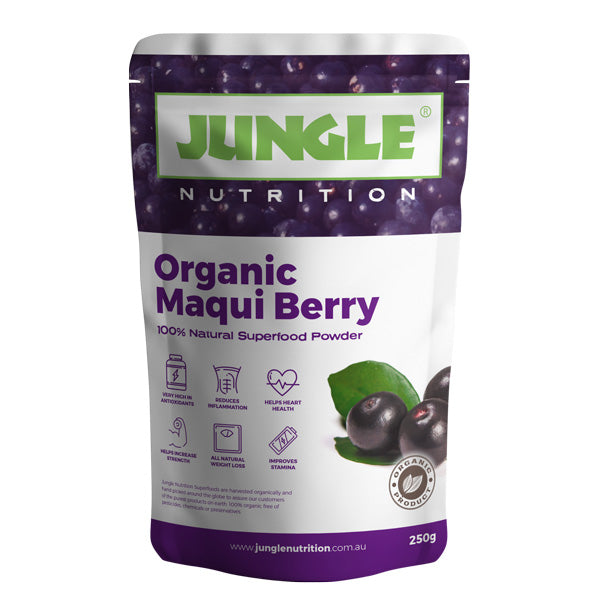 Organic Maqui Berry Powder