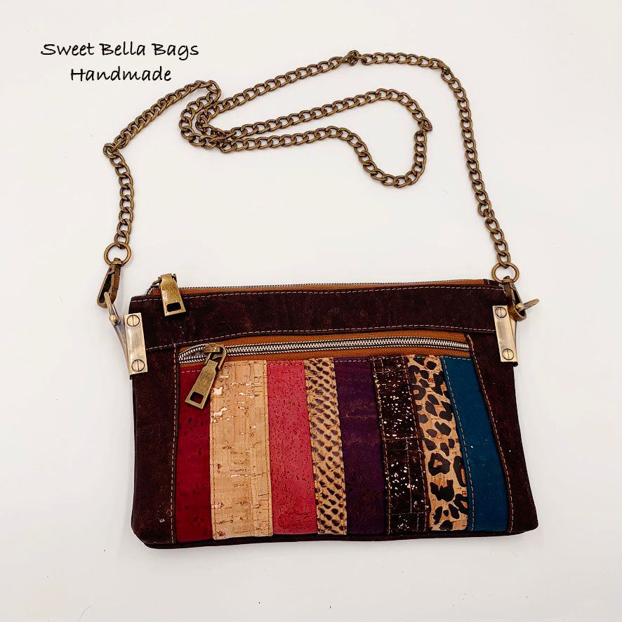 Grace Cork Crossbody Shoulder Bag 0002