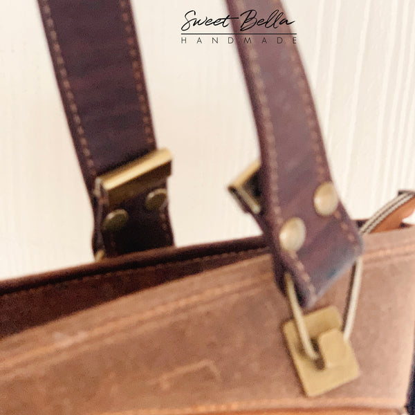 The Annabelle Concealed Carry Bag with triangle rings