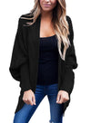 Waterfall Long Sleeve Sweater Cardigan