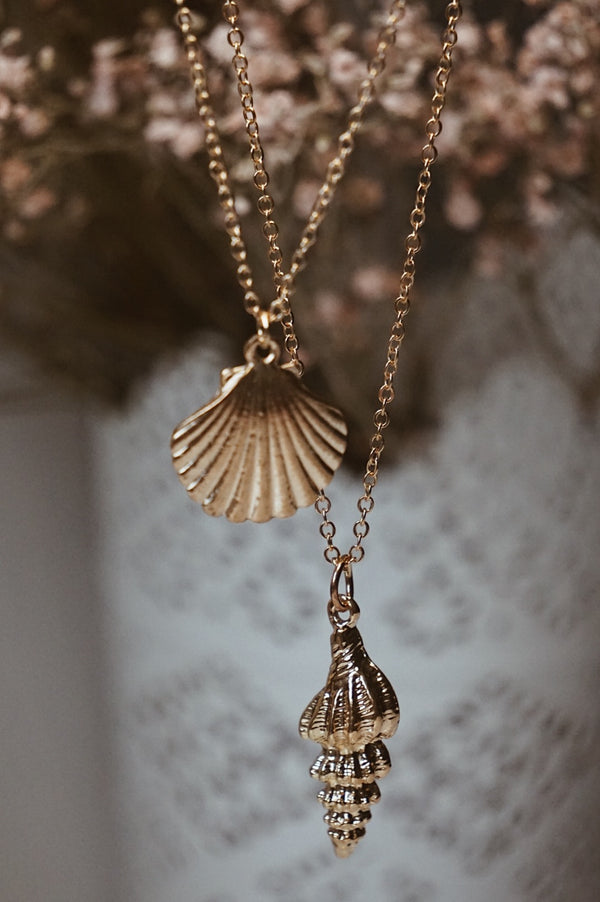 Necklace | Conch