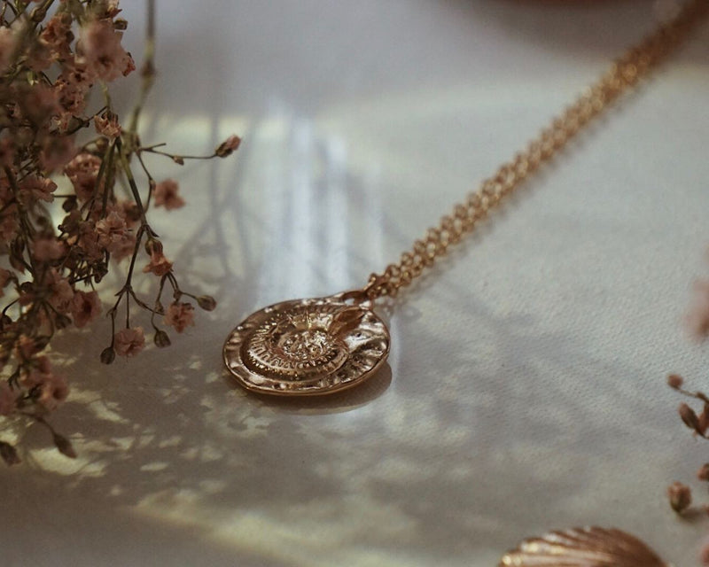 Necklace | Marine Shell