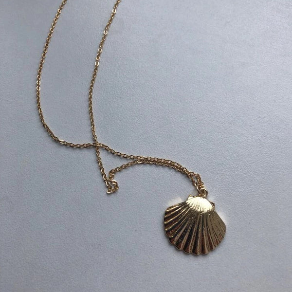 Necklace | Flat Shell