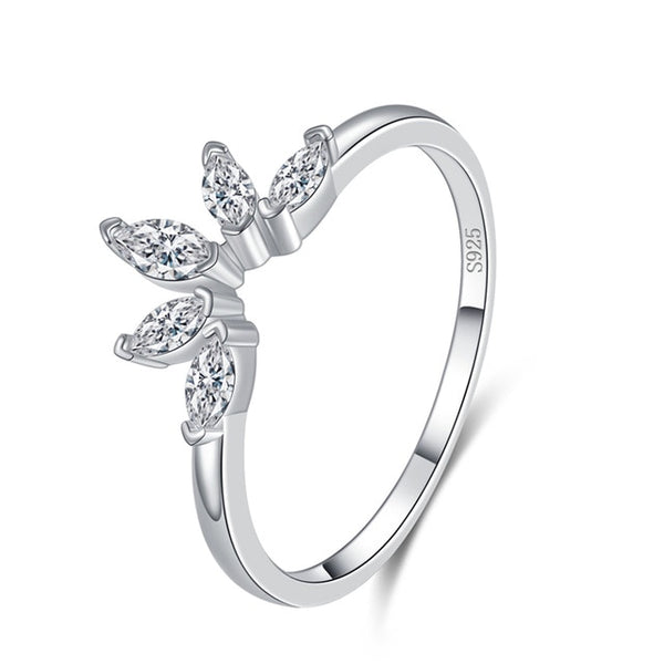 Notes of spring | Silver ring