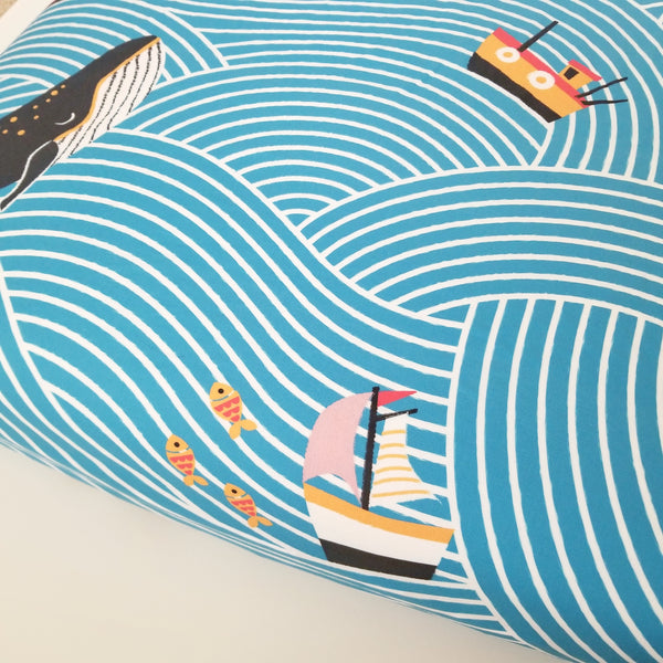 Sailing The Seven Seas Baby Bedding