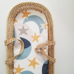Moon & Stars Baby Bedding