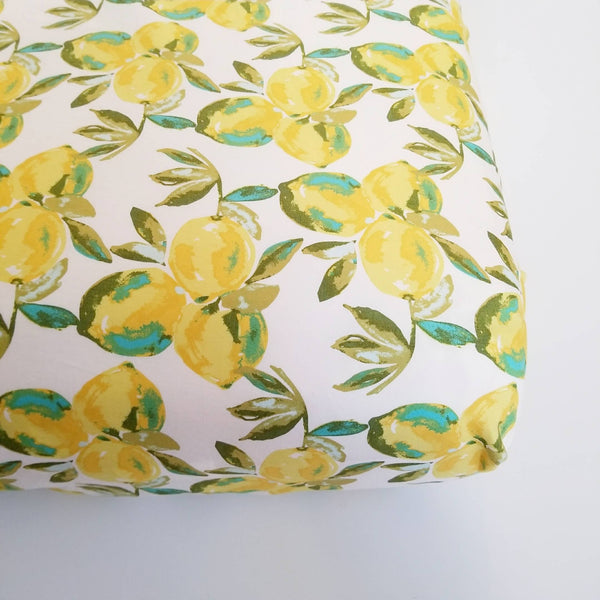 Lovely Lemon Baby Bedding