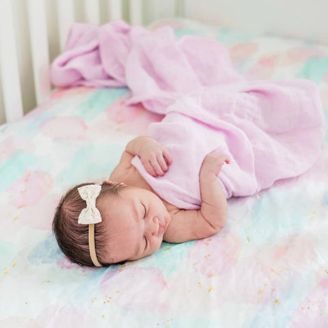 Cotton Candy Dreams Baby Bedding