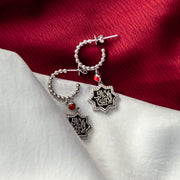 Granda Earrings (Silver)