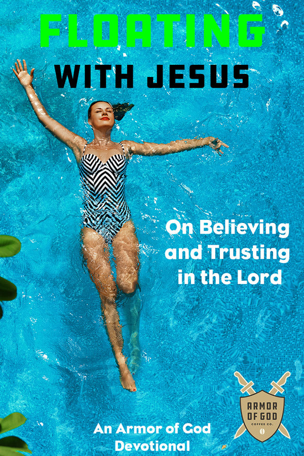 Floating with Jesus