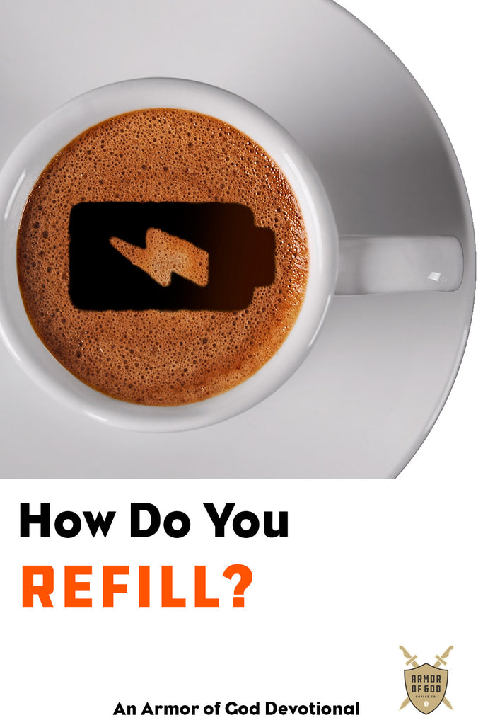 How do you refill?