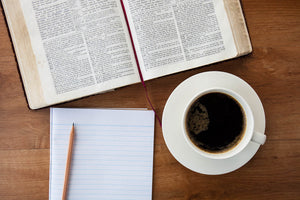 Jesus and coffee: my wakeup call