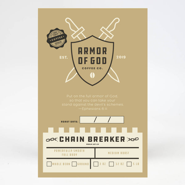 Chain Breaker - Medium Roast Coffee