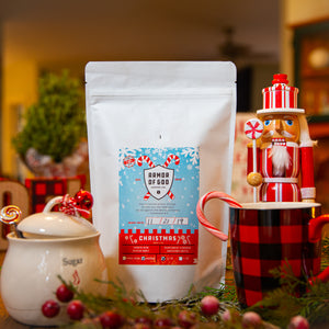 Christmas Roast - Limited Edition Peppermint Flavored Coffee Roast
