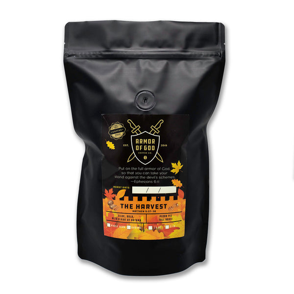 The Harvest - Limited Edition Pecan Pie Flavored Fall Coffee Roast