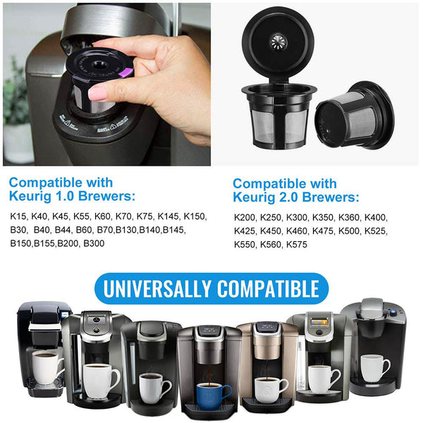 Reusable K Cups for Keurig