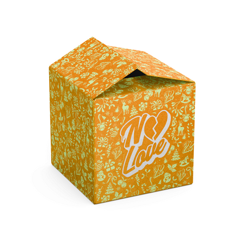 Mystery Box yellow - $200