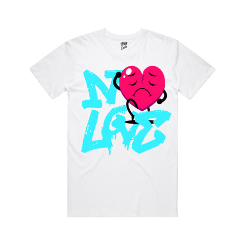 Running from Love T-Shirt - White