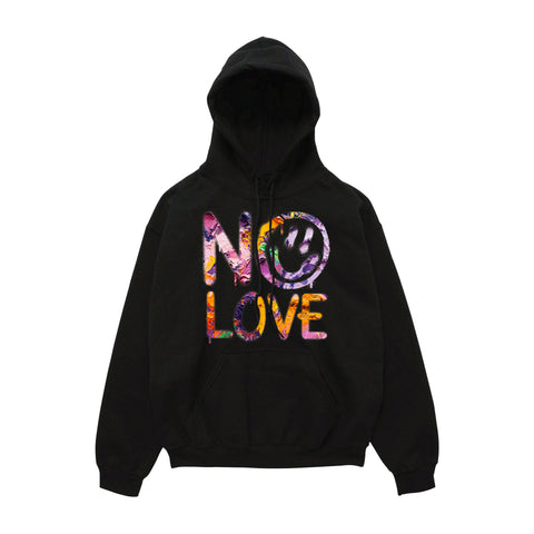 Painting Hoody - Black
