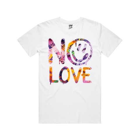 Painting T-shirt - White