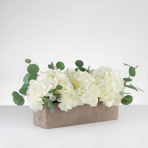 Etched Hydrangea  Item # 820