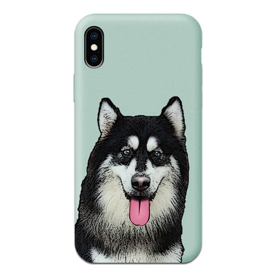 Custom Pet iPhone Candy Case - Pet Memorial Ideas
