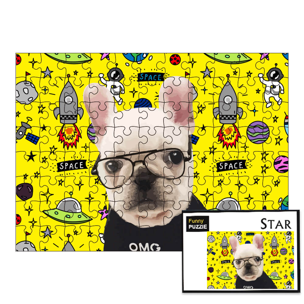 Custom Puzzle of Your Pets