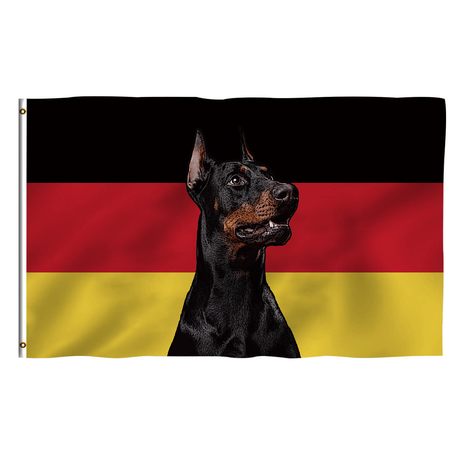 Custom Pet Picture Flag