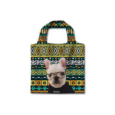 Custom Pet Canvas Handbag Shopper(Width)