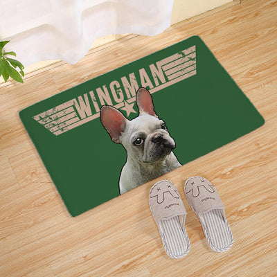 Custom Pet Door Mat/House Carpet - Pet Memorial Ideas