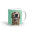 Custom Pet Coffee Mug - Pet Art Pet Memorial Ideas
