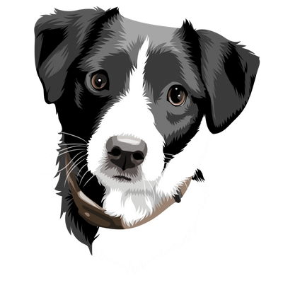 Custom Pet Digital Art File - Pet Memorial Ideas