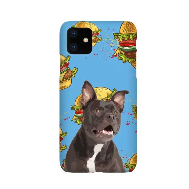 Custom Pet iPhone Hard Case - Pet Memorial Ideas
