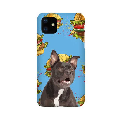 Custom Pet iPhone Hard Case