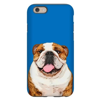 Custom Pet iPhone Double Protective Case (TPU+PC)