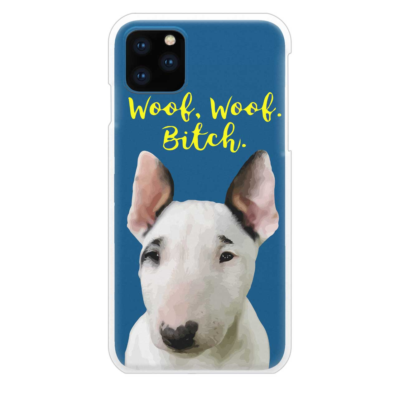 Custom Pet iPhone Matte Case - Pet Art Pet Memorial Ideas