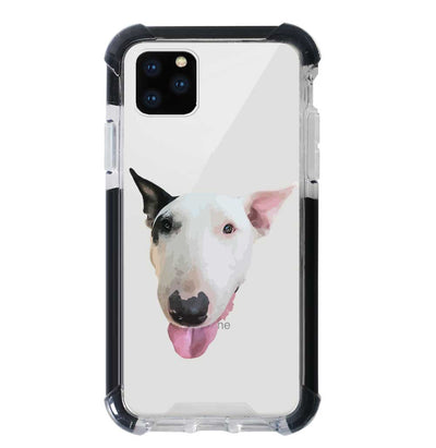Custom Pet iPhone Super Protective Case - Pet Art Pet Memorial Ideas