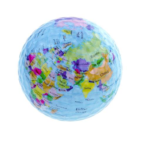 "Balles x6 ""World"""